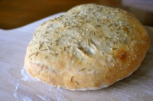 Seasalt and Rosemary Loaf - A house speciality